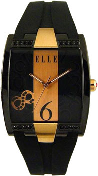 fashion наручные  женские часы Elle 20212P01N. Коллекция Leather