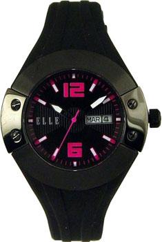 fashion наручные  женские часы Elle 20216P01N. Коллекция Sport Steel