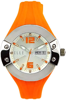 fashion наручные  женские часы Elle 20216P03N. Коллекция Sport Steel
