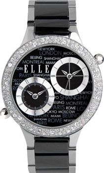 fashion наручные  женские часы Elle 20234B02X. Коллекция Ceramic