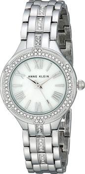 fashion наручные  женские часы Anne Klein 2025MPSV. Коллекция Crystal