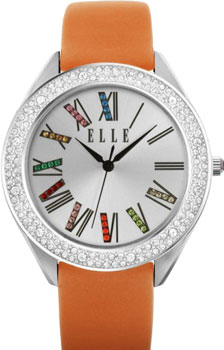 fashion наручные  женские часы Elle 20266S07N. Коллекция Leather
