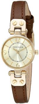 fashion наручные  женские часы Anne Klein 2030CHBN. Коллекция Ring