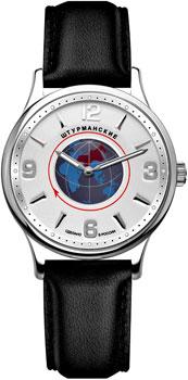 Российские наручные  мужские часы Sturmanskie 2034-3311814. Коллекция Спутник