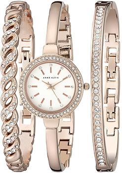 fashion наручные  женские часы Anne Klein 2046RGST. Коллекция Ring