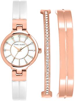 fashion наручные  женские часы Anne Klein 2048RGST. Коллекция Ring