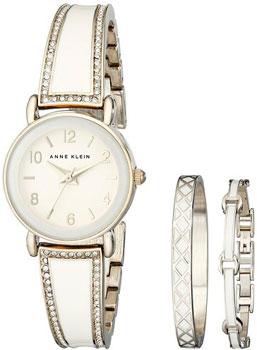 fashion наручные  женские часы Anne Klein 2052IVST. Коллекция Ring