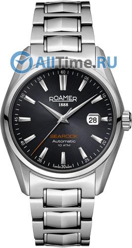 Мужские наручные швейцарские часы в коллекции Searock Roamer