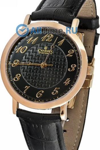Мужские наручные швейцарские часы в коллекции Casablanca Charmex