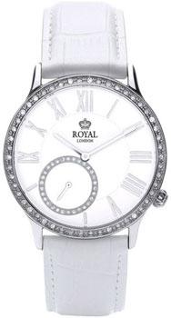 fashion наручные  женские часы Royal London 21157-01. Коллекция Fashion