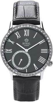 fashion наручные  женские часы Royal London 21157-08. Коллекция Fashion