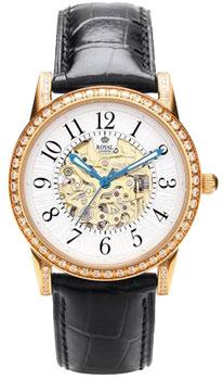 fashion наручные  женские часы Royal London 21178-01. Коллекция Automatic