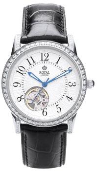fashion наручные  женские часы Royal London 21179-02. Коллекция Automatic