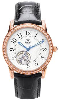 fashion наручные  женские часы Royal London 21179-03. Коллекция Automatic
