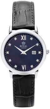 fashion наручные  женские часы Royal London 21199-01. Коллекция Classic