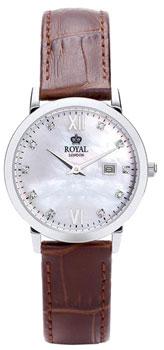 fashion наручные  женские часы Royal London 21199-02. Коллекция Classic