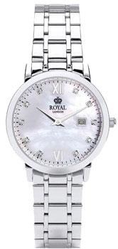 fashion наручные  женские часы Royal London 21199-05. Коллекция Classic