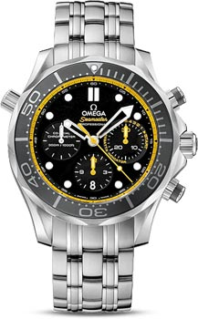 Швейцарские наручные  мужские часы Omega 212.30.44.50.01.002