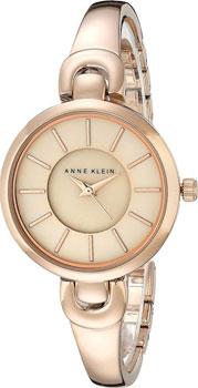 fashion наручные  женские часы Anne Klein 2124RMRG. Коллекция Ring