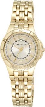fashion наручные  женские часы Anne Klein 2128IVGB. Коллекция Daily