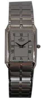 Швейцарские наручные  мужские часы Appella 215-3103. Коллекция Classic