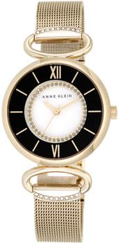fashion наручные  женские часы Anne Klein 2150MPGB. Коллекция Ring