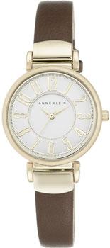 fashion наручные  женские часы Anne Klein 2157SVBN. Коллекция Daily