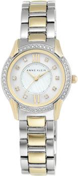 fashion наручные  женские часы Anne Klein 2161MPTT. Коллекция Crystal