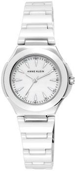 fashion наручные  женские часы Anne Klein 2177WTSV. Коллекция Ceramics
