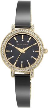 fashion наручные  женские часы Anne Klein 2180BKGB. Коллекция Ceramics