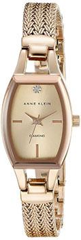 fashion наручные  женские часы Anne Klein 2184RGRG. Коллекция Diamond