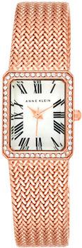 fashion наручные  женские часы Anne Klein 2194MPRG. Коллекция Ring