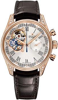 Швейцарские наручные  женские часы Zenith 22.2151.4062_01.C713