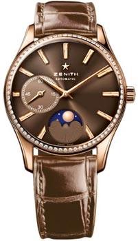 Швейцарские наручные  женские часы Zenith 22.2310.692_75.C709