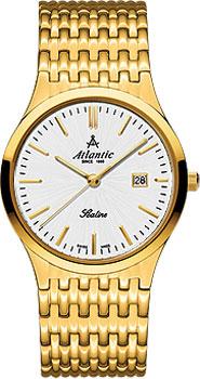 Швейцарские наручные  женские часы Atlantic 22347.45.21. Коллекция Sealine