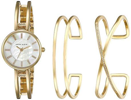fashion наручные  женские часы Anne Klein 2236GBST. Коллекция Daily