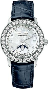 Швейцарские наручные  женские часы Blancpain 2360-4691A-55B