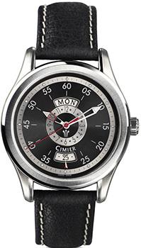 Швейцарские наручные  мужские часы Cimier 2411-SS021E. Коллекция 1924