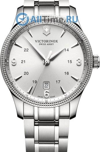 Мужские наручные швейцарские часы в коллекции Alliance Victorinox