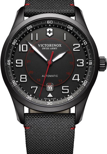 Мужские наручные швейцарские часы в коллекции AirBoss Victorinox