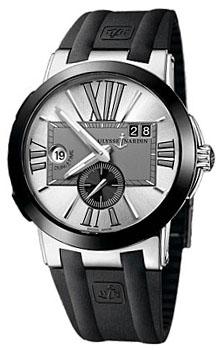 Швейцарские наручные  мужские часы Ulysse Nardin 243-00-3-421