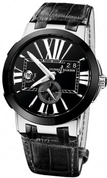 Швейцарские наручные  мужские часы Ulysse Nardin 243-00-42