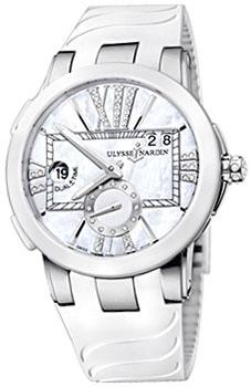 Швейцарские наручные  женские часы Ulysse Nardin 243-10-3-391
