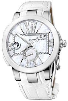 Швейцарские наручные  женские часы Ulysse Nardin 243-10-391