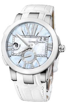 Швейцарские наручные  женские часы Ulysse Nardin 243-10-393
