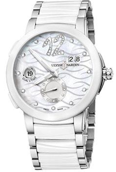 Швейцарские наручные  женские часы Ulysse Nardin 243-10-7-691
