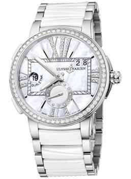 Швейцарские наручные  женские часы Ulysse Nardin 243-10B-7-391