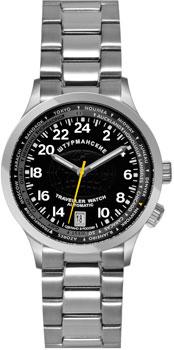 Российские наручные  мужские часы Sturmanskie 2431-2255288. Коллекция Путешественник