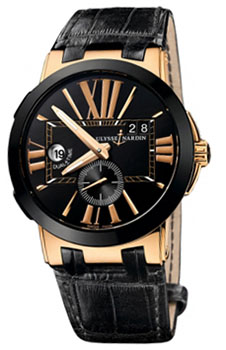 Швейцарские наручные  мужские часы Ulysse Nardin 246-00-42