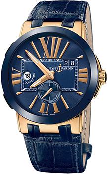 Швейцарские наручные  мужские часы Ulysse Nardin 246-00-43